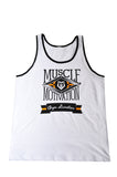 Men's Muscle Motivation Diamond Eye Tank Top