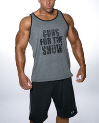Men's Guns For The Show Tank Top