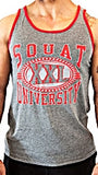 Men's Squat University Tank Top