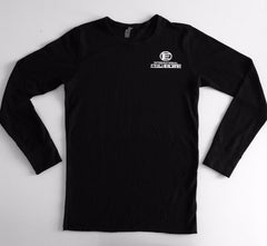 International Pro Elite (IPE) Unisex Thermal Long Sleeve Shirt - Black