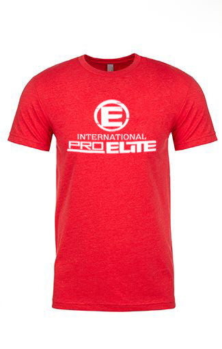International Pro Elite (IPE) T-Shirt – Red