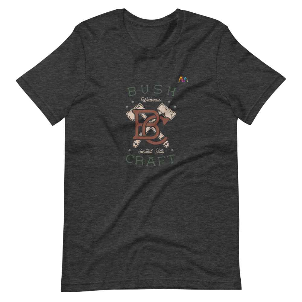Bush Craft Short-Sleeve Unisex T-Shirt