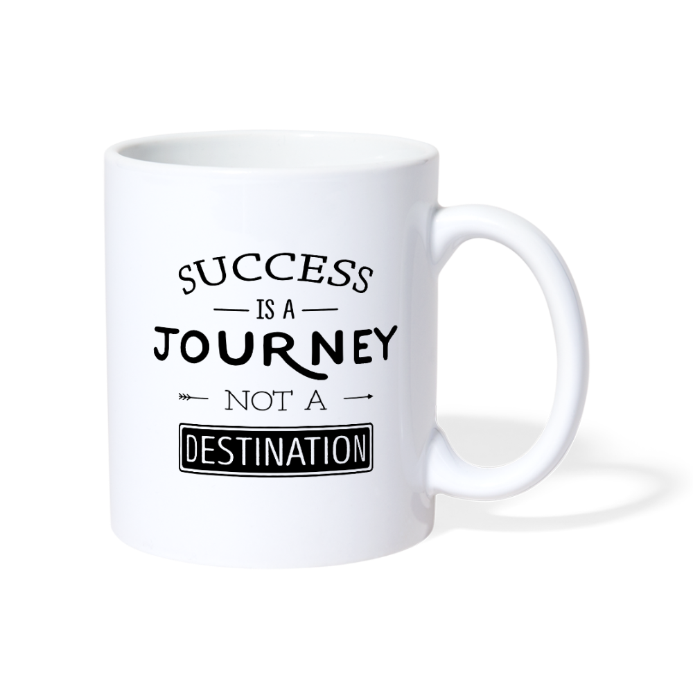 Success Is a Journey Coffee/Tea Mug