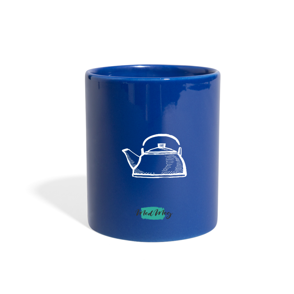 Simple Full Color Mug - royal blue