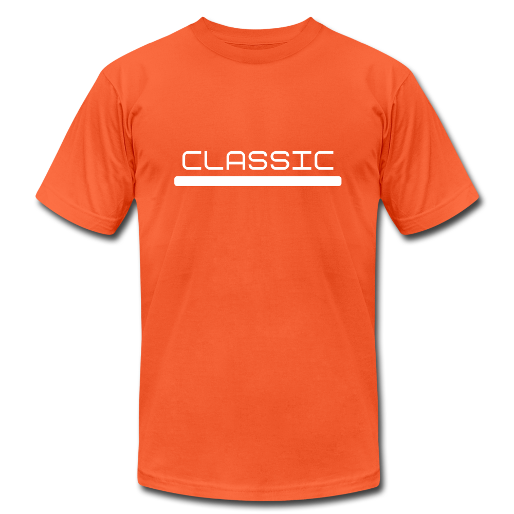 Classic Jersey T-Shirt - orange