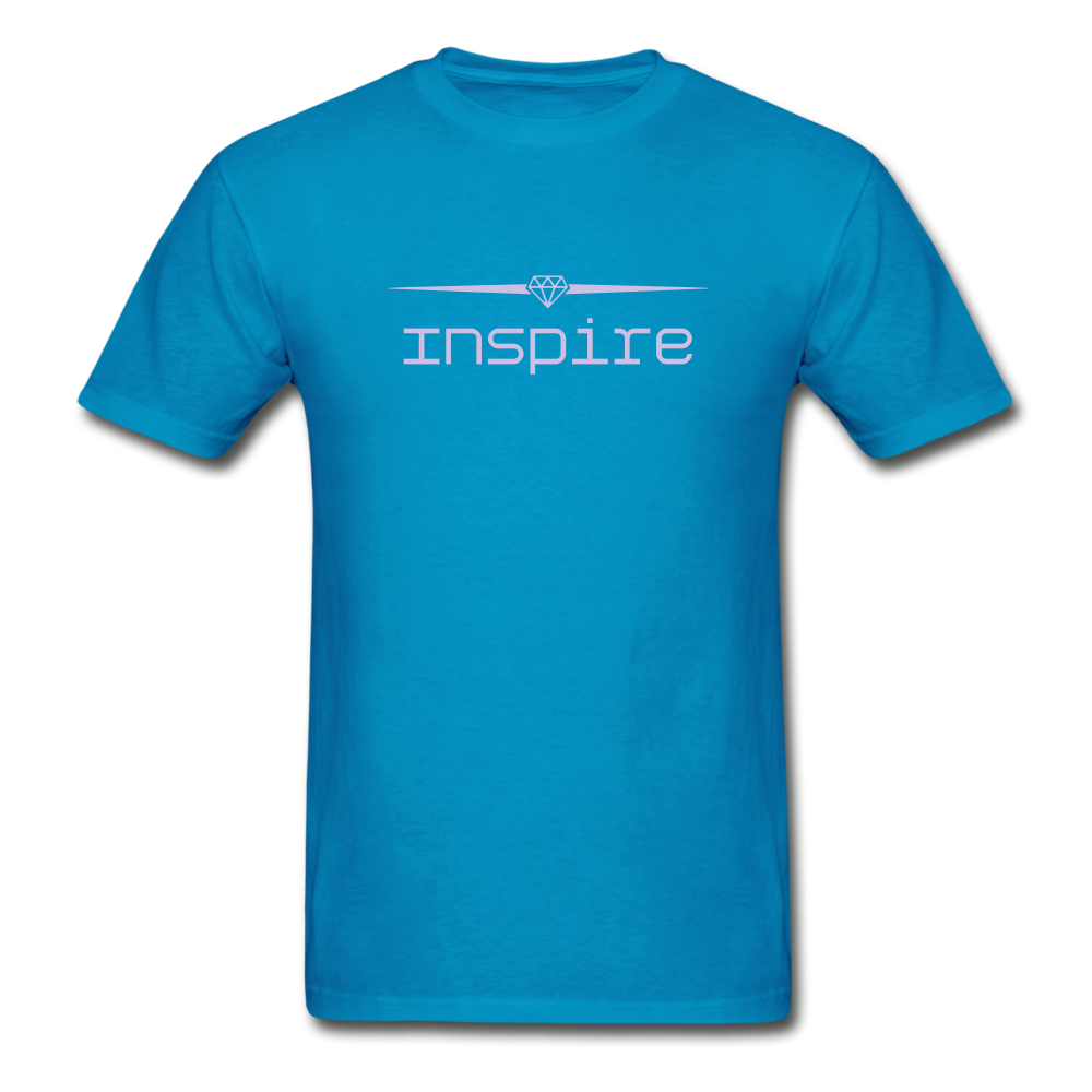 Inspire Gildan Ultra Cotton Adult T-Shirt - turquoise