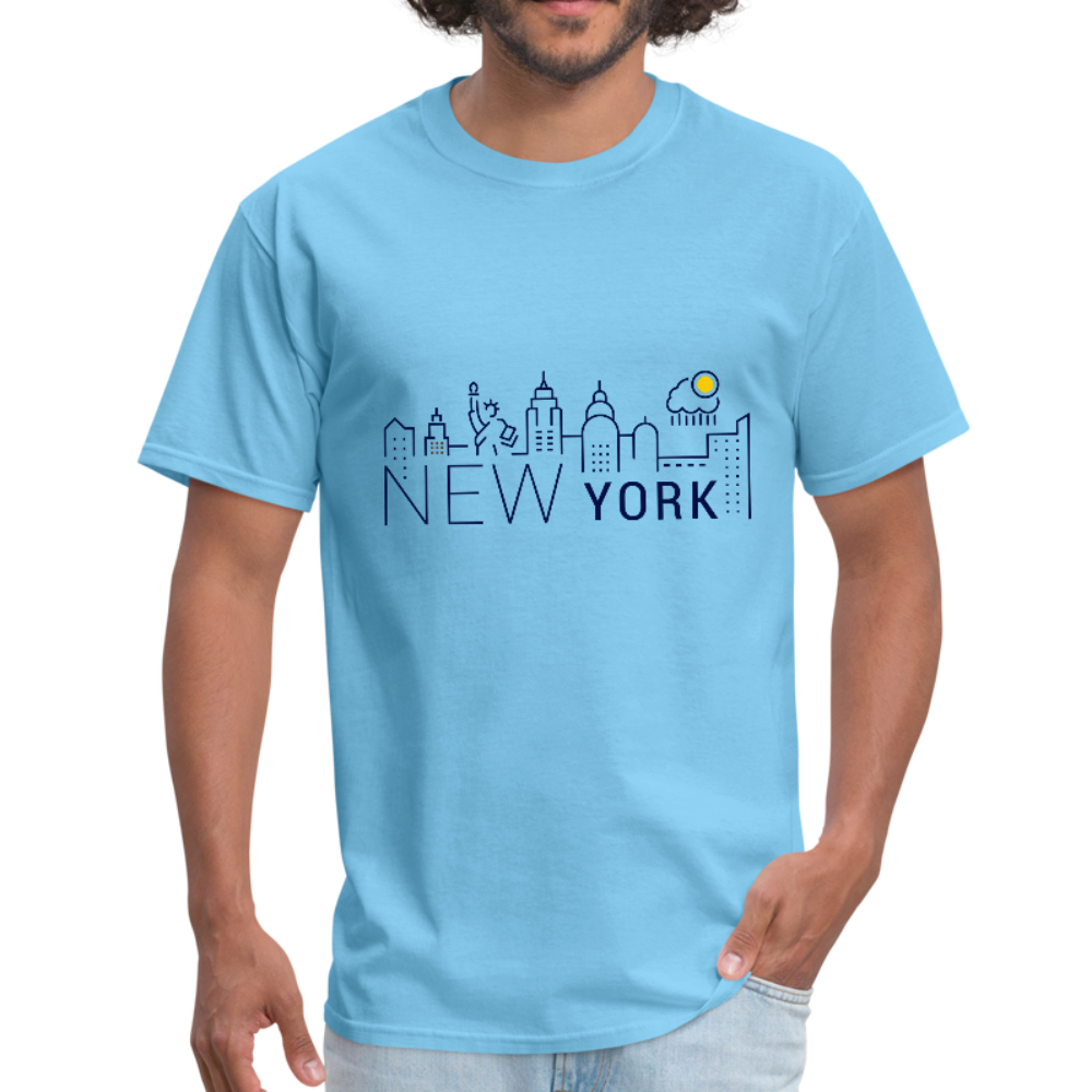 New York Men's T-Shirt