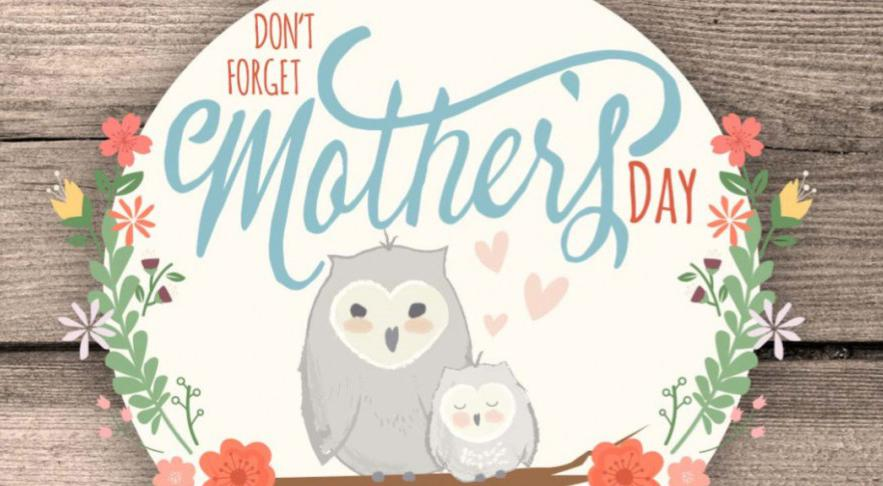 Mother's Day...and all of May for Mother's Month!