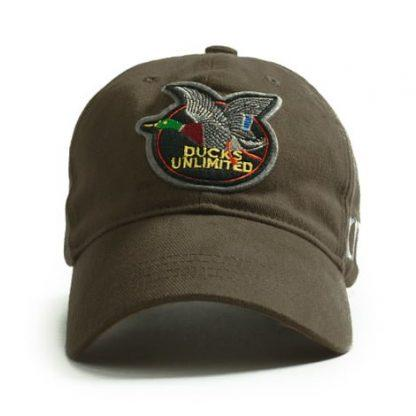 Ball Cap, Vintage Canadiana Logo, Ducks Unlimited - Two Hoots Gift Gallery