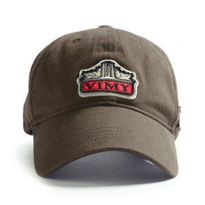 Ball Cap, Vintage Canadiana Logo, VIMY - Two Hoots Gift Gallery
