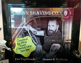 Crown Shaving Deluxe Hair & Body Wash - Two Hoots Gift Gallery