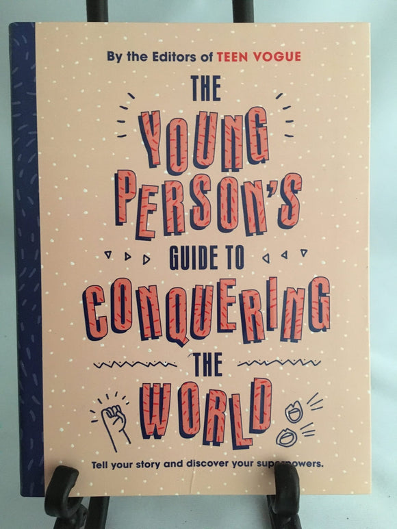 The Young Person's Guide to Conquering the World - Two Hoots Gift Gallery