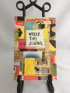 Wreck This Journal - Two Hoots Gift Gallery