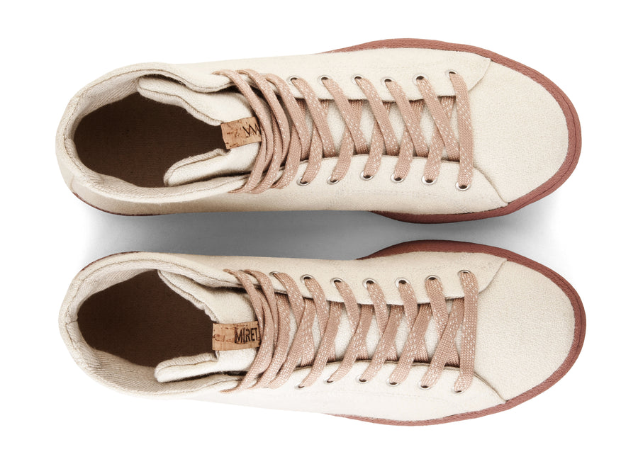 ERILO Seashell x Rose Outsole