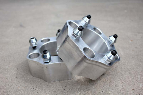 "1.5"" Billet Aluminum Wheel Spacer (4x137) - Wheel Pros Powersports Division"