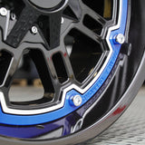 M30 Throttle - Blue Ring - Wheel Pros Powersports Division