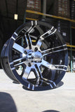 Aggressor (Golf Cart) - Wheel Pros Powersports Division