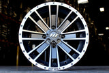 M28 Ambush (Machined) Wheel (ATV) - Wheel Pros Powersports Division