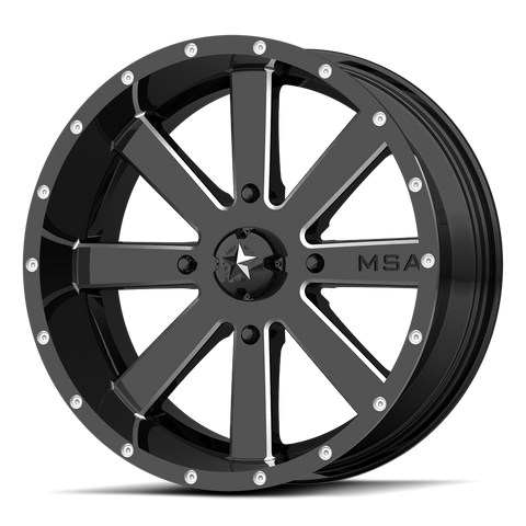M34 Flash Milled (ATV) - Wheel Pros Powersports Division