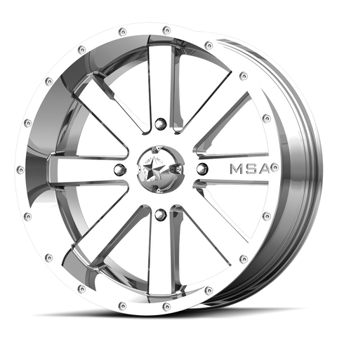 M34 Flash Chrome (ATV) - Wheel Pros Powersports Division
