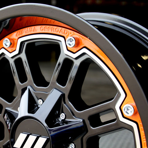 M30 Throttle - Orange Ring - Wheel Pros Powersports Division