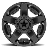 Rockstar II - Center Cap - Wheel Pros Powersports Division