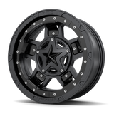 Rockstar III Mid-spoke Accessory - Black - Wheel Pros Powersports Division