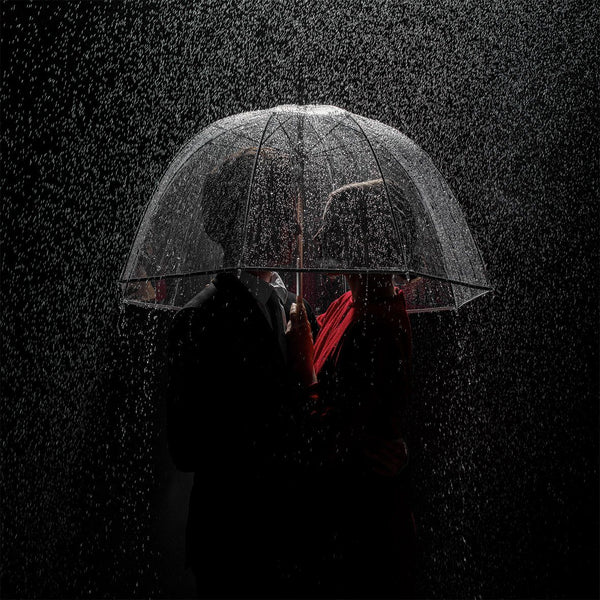 Under The Rain - Tyler Shields - Art For Heroes
