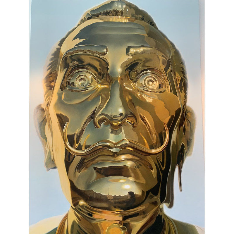 The Golden Age - Dalí - Mike Dargas - Art For Heroes