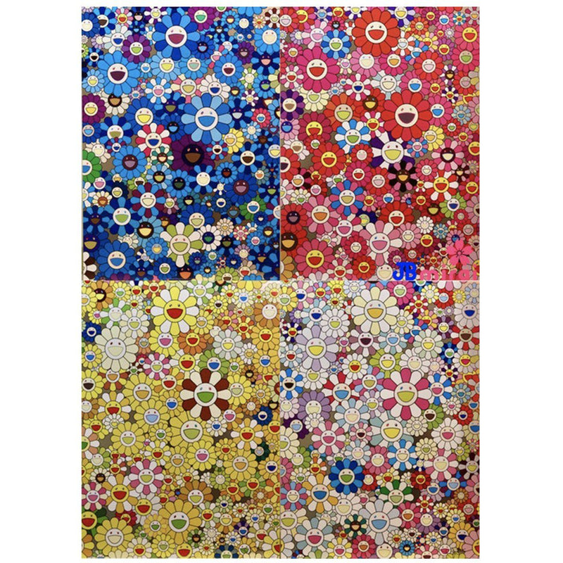 An Homage Set D - Takashi Murakami - Art For Heroes
