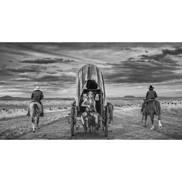 Amarillo By Morning - David Yarrow - Art For Heroes