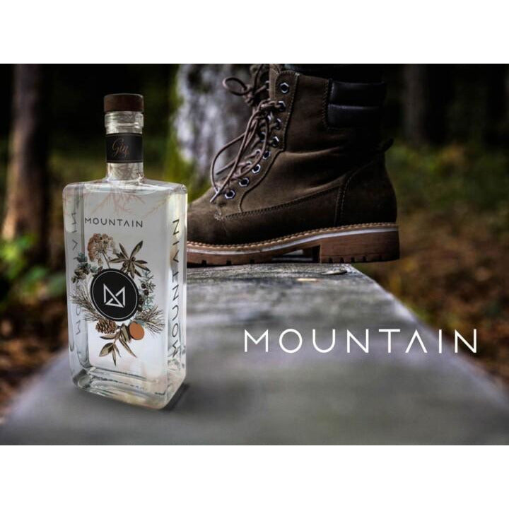 MOUNTAIN GIN - Mount Macedon