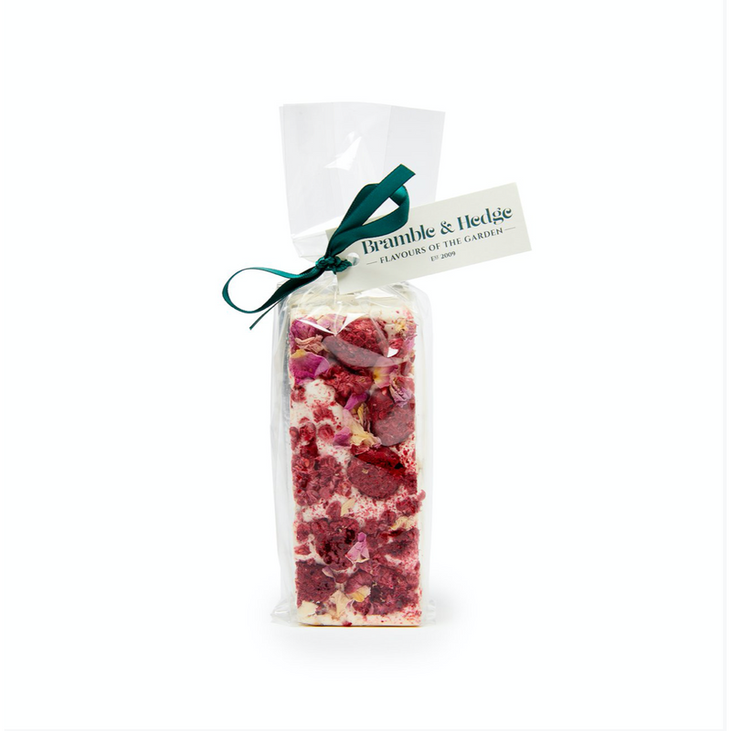 Bramble & Hedge - Raspberry & Vanilla Bean Nougat