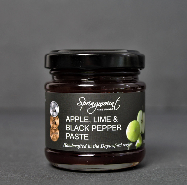 Apple Lime & Black Pepper Paste 120g