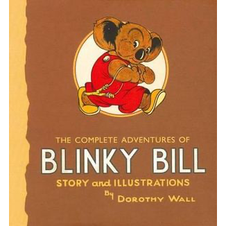 The Complete Adventures of Blinky Bill.