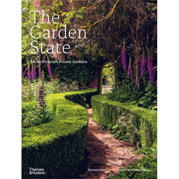 The Garden State by Richard Allen, Photography Kinmbal