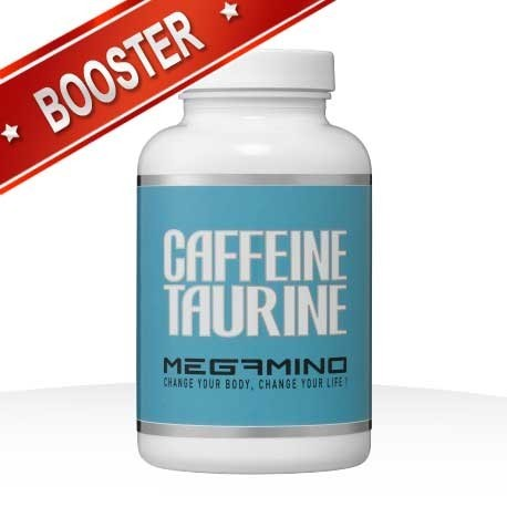 Commandant Costaud CAFFEINE TAURINE 60gelules