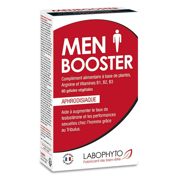 MEN BOOSTER 60 gélules | Aphrodisiaque