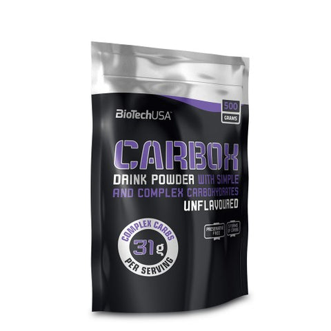 Glucides | Carbox 1kg | Boitech USA | Goût neutre