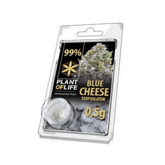 Cristaux de CBD à 99% de pureté extrait naturellement par CO2 de la plante Chanvre Blue Cheese. 500mg de pur cristal de CBD disponible en ligne et/ou en boutique à la Celle Saint Cloud 78170 !