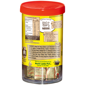MAGGI CHICKEN FLAVORED SEASONING CUBES 20X4G