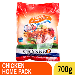 CRYSBRO CHICKEN HOME PACK 700G