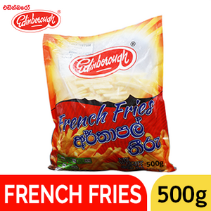 EDINBOROUGH FRENCH FRIES 500G