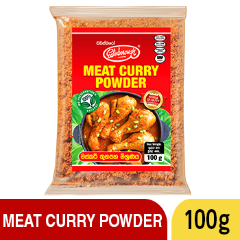 EDINBOROUGH MEAT CURRY POWDER 100G