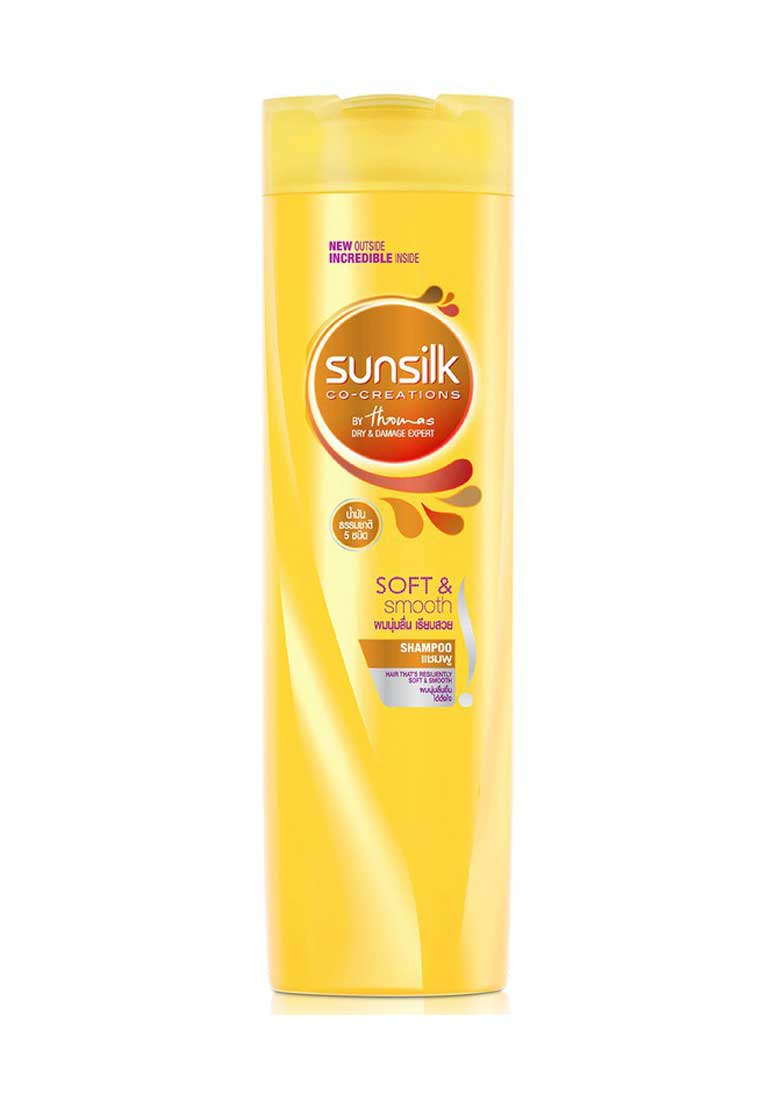 SUNSILK SHAMPOO NOURISHING & SMOOTH 180ML