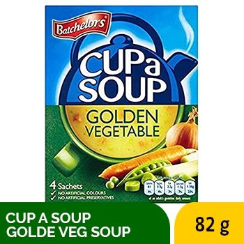 BATCHELORS GOLDE VEG SOUP 82G - SmartGrocery-LK