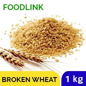 BROKEN WHEAT 1KG - FOODLINK - SmartGrocery-LK