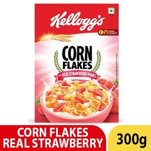 CORN FLAKES REAL STRAWBERRY 300G - SmartGrocery-LK