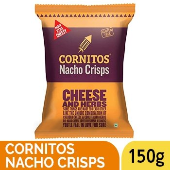 CORNITOS CHEESE AND HERBS 150G - SmartGrocery-LK