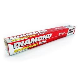 DIAMOND ALU FOIL [18*37.5SQ.FT] - SmartGrocery-LK